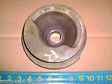 ACCESSORY PULLEY for 453 Detroit Diesel Engine p/n 8925946, 2 groove, trunk