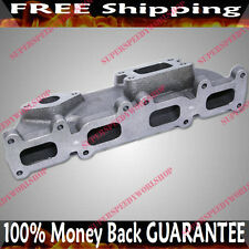 Cast Iron Turbo Manifold for 03 04 05 Dodge Neon SRT-4 Sedan 4D 2.4L T3 Flange