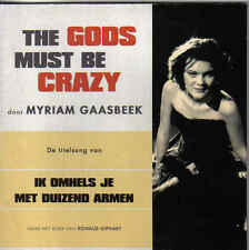 Myriam Gaasbeek-The Gods Must Be Crazy cd single