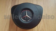 MERCEDES BENZ DRIVER AIRBAG FOR STEERING WHEEL W176 W246 W205 C218 C117 LEATHER