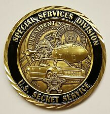 USSS United States Secret Service SSD Special Services Division 2""