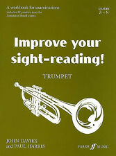 Improve Your Sight-Reading! Trumpet 5-8 Davies, J & Harris, P Trumpet Teaching M