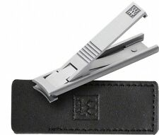 Zwilling Twin S Nagelknipser Nr. 42440-000 mit Etui, Nail Clippers, Edelstahl