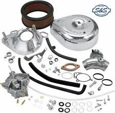 "S&S Super ""G"" Carburetors  Kit for Harley Davidson Twin Cam Engine (1999-2005)"