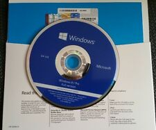 Microsoft Windows 8.1 PROFESSIONAL 64Bit OEM FULL VERSION