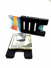 BilletVault Wallet Aluminum RFID protection black front pocket