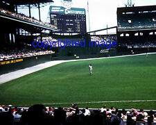 Comiskey Park 1959 with Chesterfield Scoreboard Color 8x10 A