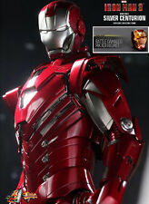 Hot Toys MMS213 1/6 Ironman Iron Man 3 Silver Centurion Mark 33 Special Edition