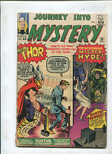 JOURNEY INTO MYSTERY #99 (6.5) THE HUMAN COBRA!