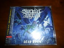 Suicidal Angels / Dead Again JAPAN+2 NEW!!!!!!!!! B5
