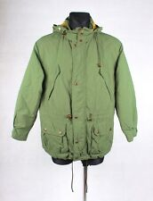 FJALLRAVEN Vintage Hooded Men Jacket Coat Size S