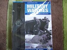 Military Watches Magazine Collection Issue 19 US Navy Diver 1970s