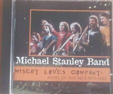 Michael Stanley Band - Misery Loves Company :More of the Best 1975-1983 (CD)