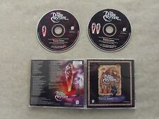 The Dark Crystal Music Trevor Jones 2 CD's 2003 # NMCD003 Limited # 4294 EX RARE