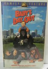 BABY'S DAY OUT(1994,VHS)  CLAMSHELL NEW