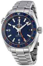 232.30.44.22.03.001 | BRAND NEW AUTHENTIC OMEGA PLANET OCEAN GMT MENS WATCH SALE