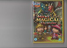 MIKE THE KNIGHT - MIKE'S MAGICAL CHRISTMAS DVD KIDS 4 EPISODES