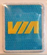 VIA RAIL CANADA Railroad PATCH