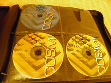 Lot of Various CD's WITH GAMES, APPLICATIONS, COSMI, MEDICAL CD'S ETC