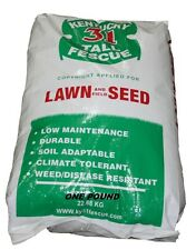 Kentucky 31 Lawn & field Tall Fescue Grass Seed 1 Pound FREE SHIPPING!!