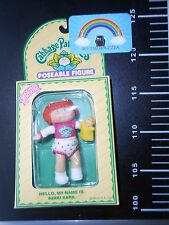 CABBAGE PATCH KIDS Poseable Figure DOLL Nikki Kara 2ND EDITION Collectible
