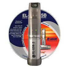 Lascar EL-USB-3 Voltage USB Data Logger