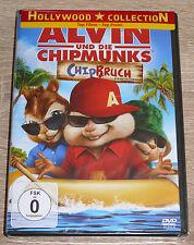 Alvin und die Chipmunks 3: Chipbruch (2011) NEU !!! COOLER FILM, FSK 0