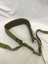 EAGLE INDUSTRIES Padded Military Belt XXL Khaki SFLCS MLCS WAR BELT
