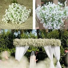 Artificial Gypsophila Flower Fake Silk Wedding Party Bouquet Home Decor G2