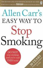 Allen Carr's Easy Way To Stop Smoking Revised Edition NEW