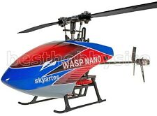 Skyartec MNH03-2 WASP 100 Brushless NANO CPX FBL 3 Axis Gyro 6CH Helicopter ARTF