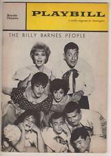 """""""The Billy Barnes People""""  Broadway  Playbill 1961 Jo Anne Worley, Ken Berry"""