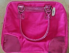 ❤️ VICTORIA'S SECRET Pink Large Zippered Tote Bag - New with tag attached