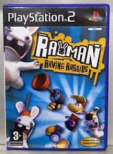 RAYMAN RAVING RABBIDS - PLAYSTATION 2 - PAL ESPAÑA - COMPLETO