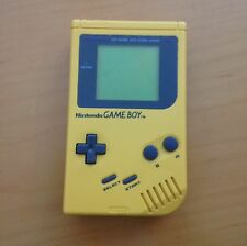 Used Original Nintendo GameBoy 1st generation system (yellow) *Working Condition