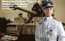 "Dragon Cyber Hobby 1/6 Scale 12"" WWII German Tiger Ace Otto Carius 70320"