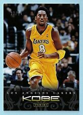 KOBE BRYANT 2012/13 PANINI ANTHOLOGY GOLD /24 LAKERS