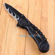 New Camping/Hunting Outdoor Liner-Lock Survival Pocket Folding Blade Knife