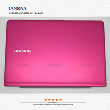 BA75-03709E Samsung NP535U3C NP530U3C NP530U3B Top LCD Rear Back Cover Lid Red
