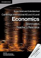 Cambridge International AS and A Level Economics Teacher's Resource CD-ROM Camb