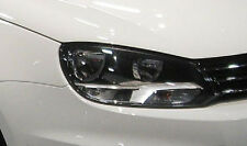 VW EOS from 2010- facelift right side passenger headlight with DRL HELLA