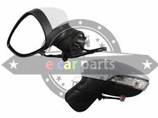 FORD FIESTA WS/WT 9/2008-2013 LEFT HAND SIDE DOOR MIRROR ELECTRIC HEATED BLACK