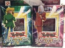 DISCONTINUED Joey + Pegasus Starter Deck Factory Sealed Yugioh BEST PRICE EBAY