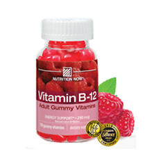 Vitamin B-12 Gummy Chewables 100 CT by Nutrition Now