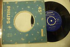 """ARTURO TESTA"""" DONNA DI NESSUNO-disco 45 giri PHILIPS Italy 1963"""" NUOVO"""