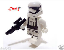 LEGO Star Wars -  *NEW*  - First Order Heavy Artillery Stormtrooper with blaster