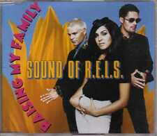 Sound Of R.E.L.S. - Raising My Family - CDM - 1995 - Eurodance