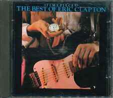 "ERIC CLAPTON ""Time Pieces - The Best Of Eric Clapton"" CD"