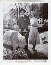 "Ray Milland / Jan Sterling (Pressefoto '51) - in ""Rhubarb"""