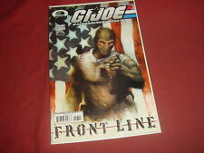 G.I. JOE : FRONTLINE #17 Cover A   Image Comics 2003  NM